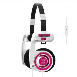 24hshop KOSS Høretelefoner iPortaPro2.0 White Pitahaya