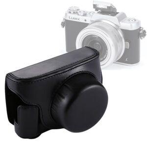 24hshop Kamerataske / Kameraetui til Panasonic Lumix GF7 / GF8 / GF9