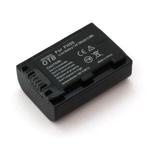 24hshop Batteri Sony NP-FH50 / NP-FP50