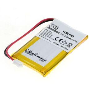 24hshop Batteri til PS3 Sixaxis controller