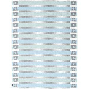 RugVista Tradition - Blå / Grøn  tæppe 150x200 Moderne Tæppe