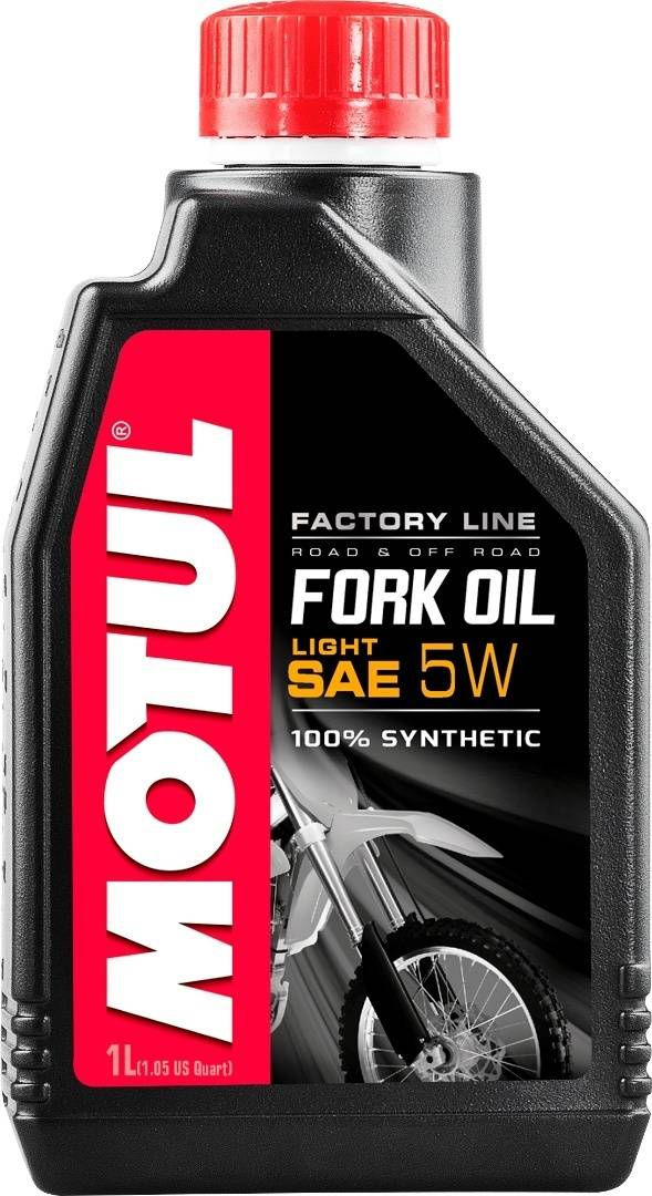 MOTUL Factory Line Light 5W Forgaffel olie 1 Liter