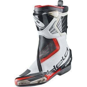 Held Newton Motorcykel støvler Sort Hvid 43