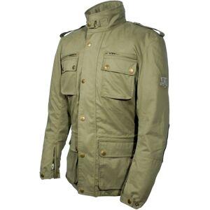 Bores B-69 Military Olive Motorcycle Textile Jacket Motorcykel tekstiljakke