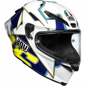 AGV Pista GP RR World Title 2003 Limited Edition Carbon Hjelm