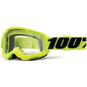 100% Strata II Motocross beskyttelsesbriller