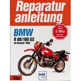 Motorbuch Vol. 5103 Reparation manuel BMW R 80/100 GS, 88-97