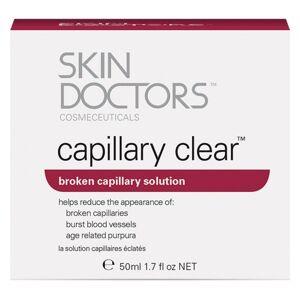 Skin Doctors Capillary Clear  Beroligende og fugtende creme - 50ml kosmetisk påføring