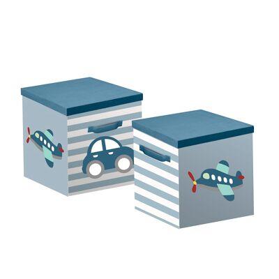 FLEXA Opbevaringskasse Transportation - Babymøbler - Array