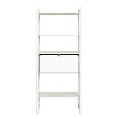 FLEXA Shelfie Maxi Reol m/skab - Hvid - Babymøbler - Array