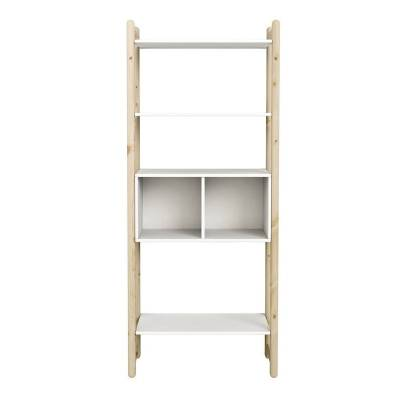 FLEXA Shelfie Maxi Reol m/bogkasse - Natur - Babymøbler - Array