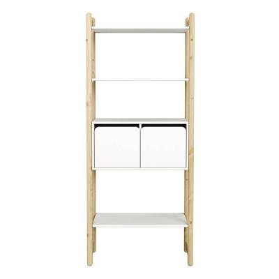 FLEXA Shelfie Maxi Reol m/skab - Natur - Babymøbler - Array