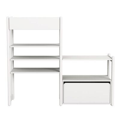 FLEXA Shelfie Combi 1 - Reol - Hvid - Babymøbler - Array