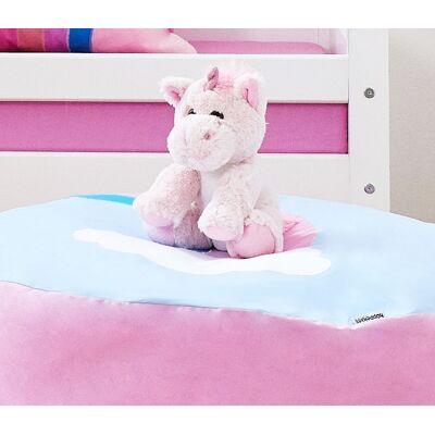 Hoppekids - Unicorn Enhjørning Bamse - Lyserød - Babymøbler - Array
