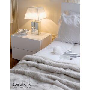 Temahome Aurora Sengebord - Hvid