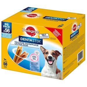 Pedigree Økonomipakke: 168 x Pedigree DentaStix / Fresh - Dentastix x 112 + Dentastix Fresh x 56 - Medium (10-25 kg)
