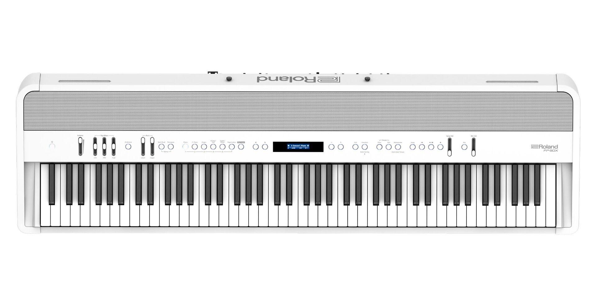 Roland Fp-90x Hvid Digital Piano