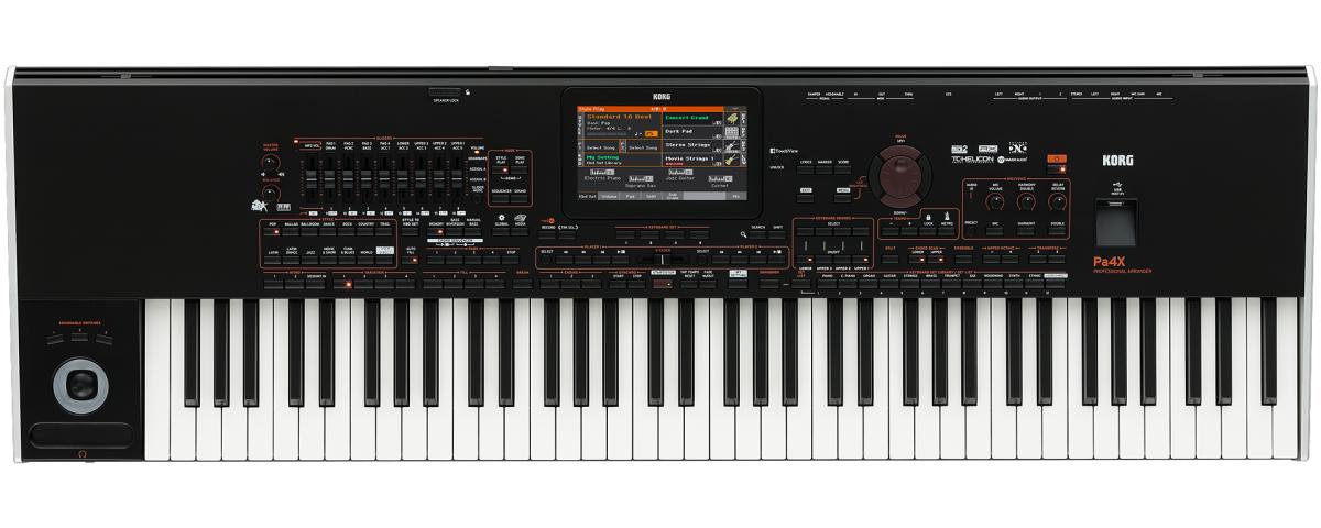 Korg Pa-4x (76 Keys) International