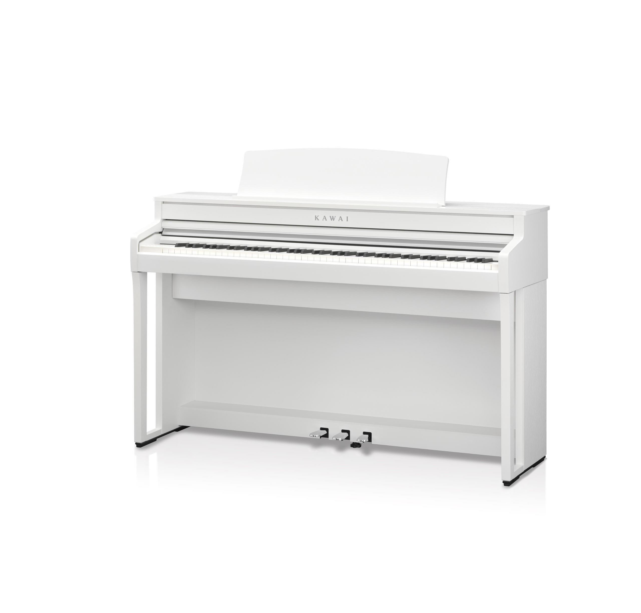 Kawai Ca-59 Hvid Digital Piano