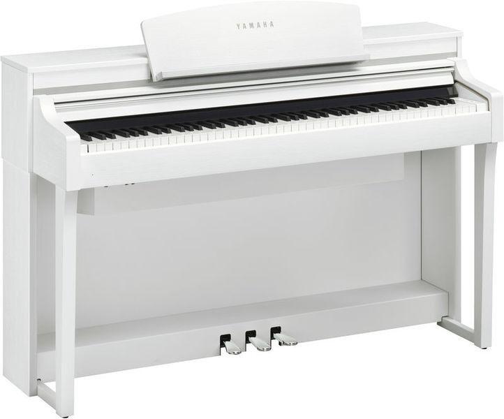 Yamaha Csp-170 Hvid Digital Piano