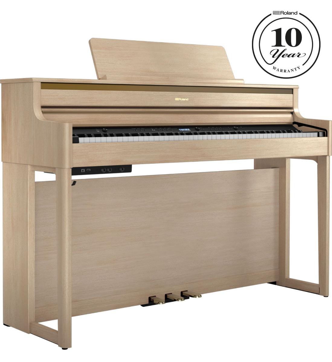 Roland Hp-704 Lys Eg Digital Piano