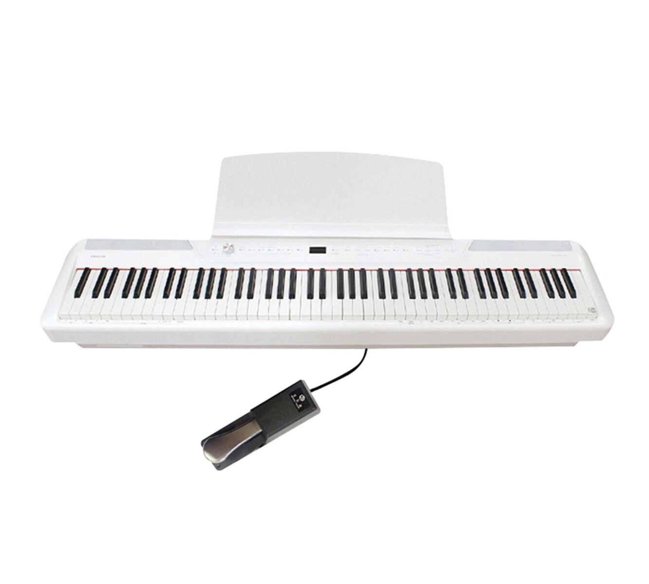 PearlRiver Pearl River P-200 Digital Piano Hvid