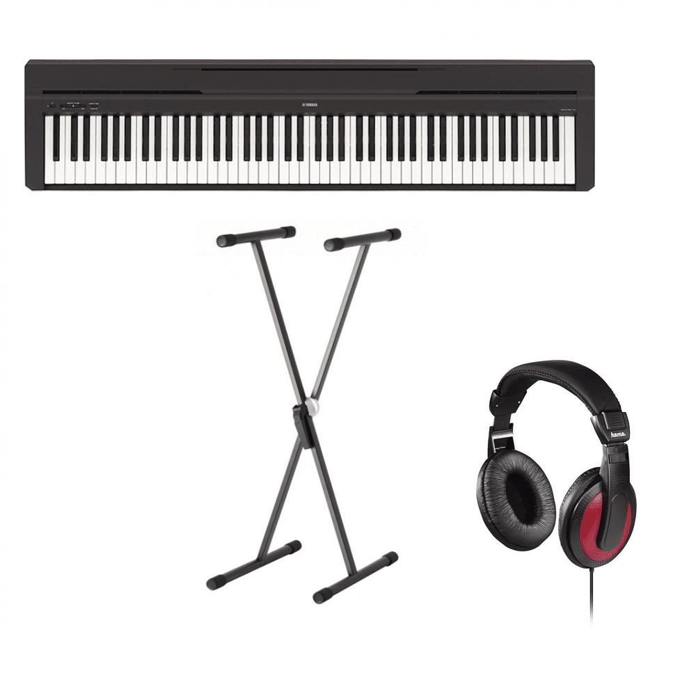 Yamaha P-45 + Krydsstativ Og Hovedtelefoner