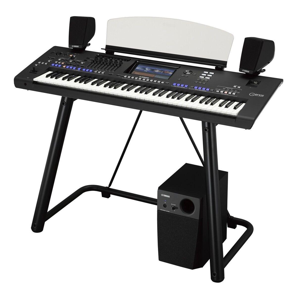 Yamaha Genos 76 Workstation Set