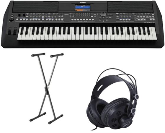 Yamaha Psr-Sx600 Arranger Keyboard Pakkeløsning