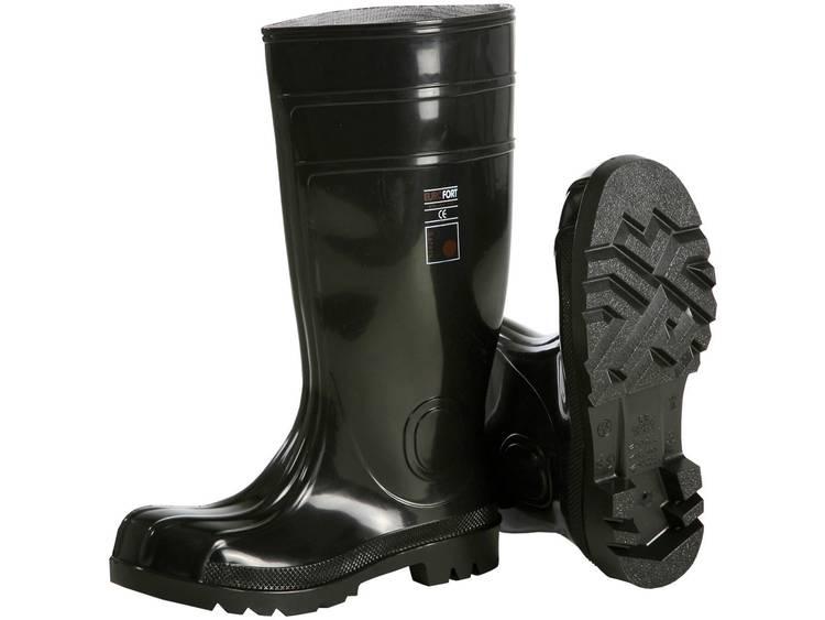 dd77fd278aa0 L+D Sikkerhedstøvler S5 Størrelse  43 Sort L+D Black Safety 2491 1