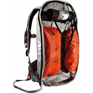 ABS Avalance Safety ABS Vario Base Unit (Grå/Orange)