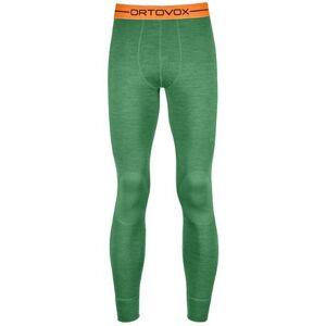 Ortovox 185 Rock'N'Wool Long Herre Bukser (Irish Green Blend)