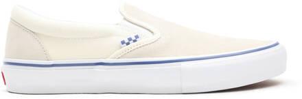 Vans Skate Slip-On Sko (Off White)