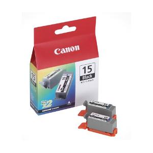 Canon BCI-15Bk blækpatron - Original - Sort 10,6 ml