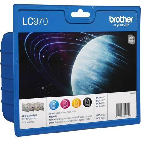 Brother LC970VALBP
