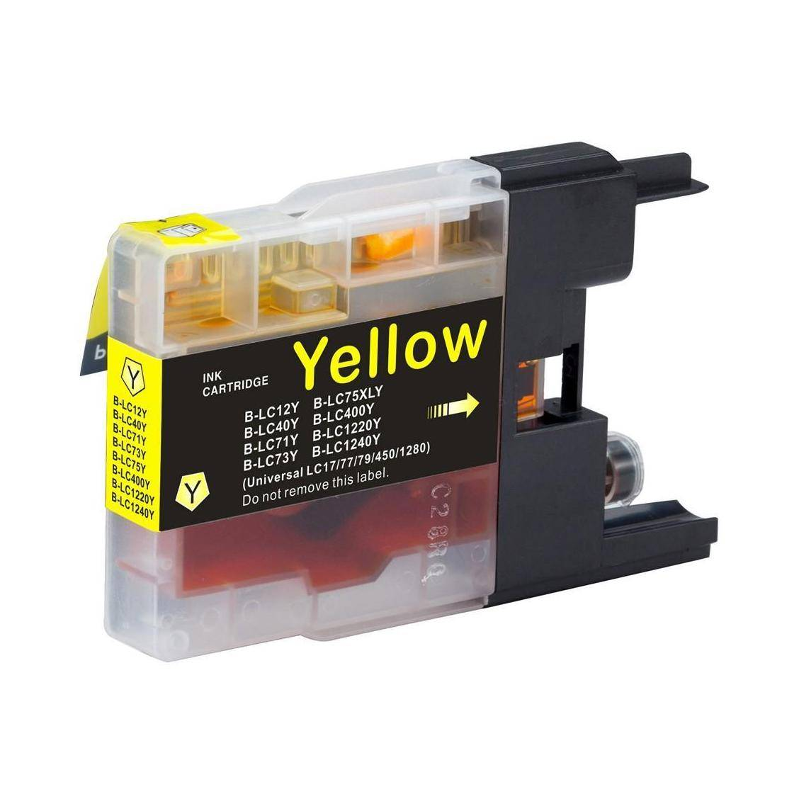 Brother LC1220Y (Yellow)