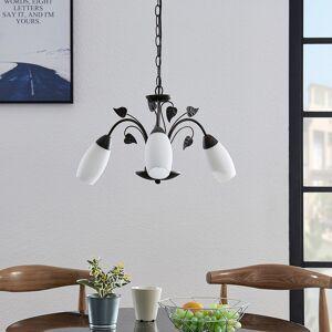 Lindby Isalie LED-hængelampe med 3 lyskilder