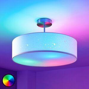 Lindby Smart LED-loftlampe Alwine med afstand
