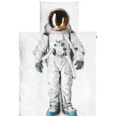 Snurk Sengetøj - Voksen - Astronaut - Børnetøj - SNURK