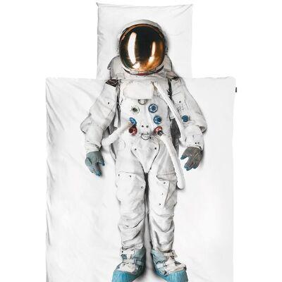 Snurk Sengetøj - Junior - Astronaut - Børnetøj - SNURK