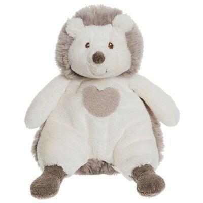 Teddykompaniet Bamse - Lille Pindsvin - 20 cm - Creme/Lysebrun - Børnetøj - Teddykompaniet