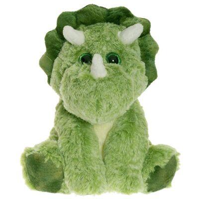 Teddykompaniet Bamse - Lille Dinosaur - 20 cm - Grøn - Børnetøj - Teddykompaniet