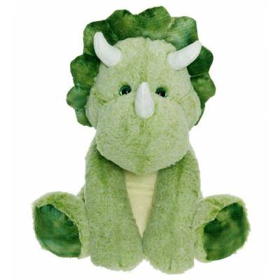 Teddykompaniet Bamse - Stor Dinosaur - 36 cm - Grøn - Børnetøj - Teddykompaniet