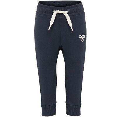 Hummel Sweatpants - Apple - Navy - Børnetøj - Hummel