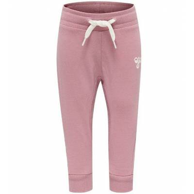 Hummel Sweatpants - Apple - Rosa - Børnetøj - Hummel