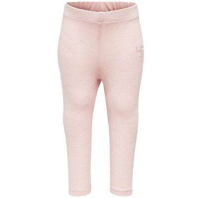Hummel Leggings - Erica - Rosa - Børnetøj - Hummel