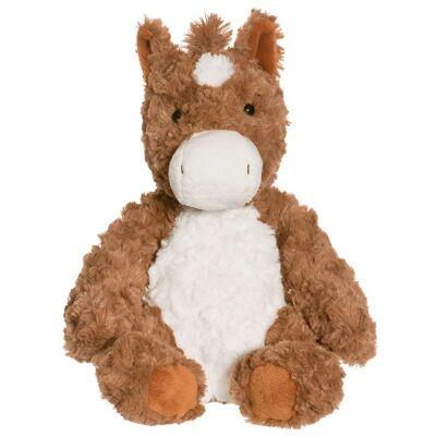 Teddykompaniet Bamse - Softies - 25 cm - Hesten Hasse - Børnetøj - Teddykompaniet