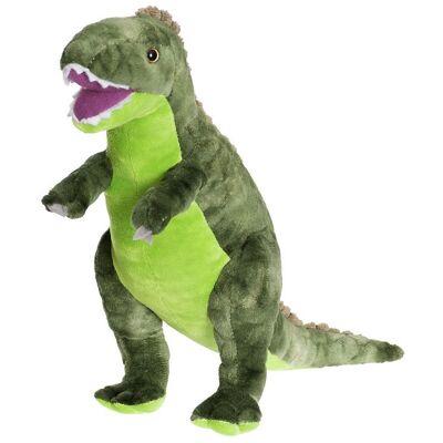 Teddykompaniet Bamse - Dinos - 42 cm - Grøn Tyrannosaurus Rex - Børnetøj - Teddykompaniet