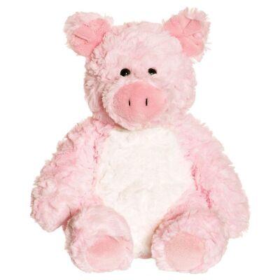 Teddykompaniet Bamse - Softies - 22 cm - Grisen Gabriel - Børnetøj - Teddykompaniet