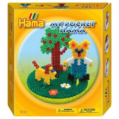 Hama Midi Gaveæske - My Pocket - Bamse - Børnetøj - Hama